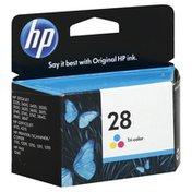 Hewlett Packard Ink Cartridge, Tri-Color 28