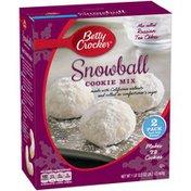 Betty Crocker Snowball Cookie Mix