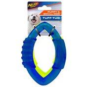 "NERF DOG 4.75"" Translucent Football Rings"