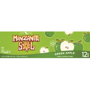 Manzanita Sol Green Apple Soda