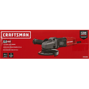 Craftsman Angle Grinder, Small, 4-1/2 Inch