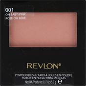 Revlon Powder Blush, Oh Baby! Pink 001