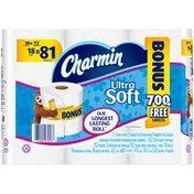 Charmin Ultra Charmin Ultra Soft Toilet Paper 18 Mega Bonus Rolls Toilet Tissue