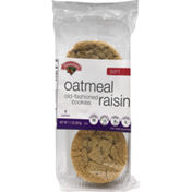 Hannaford Soft Oatmeal Old Fashioned Cookies