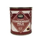 Bandi Foods Condensed Milk With Cacao