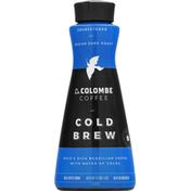 La Colombe Coffee Drink, Real, Medium Dark Roast, Cold Brew, Unsweetened, Single Origin