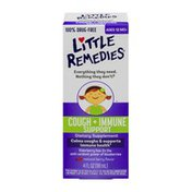 Little Remedies Cough + Immune Support Berry