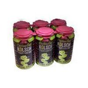 Nine-band Brewing Co Cactus Cat Kolsch Beer