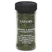 Morton & Bassett Spices Savory