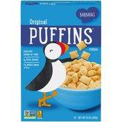 Barbara's Puffins Cereal Original