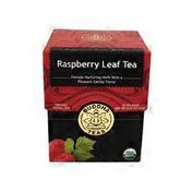 Buddha Teas ORGANIC Raspberry Leaf HERBAL TEA