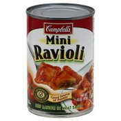 Campbell's Beef Ravioli in Meat Sauce, Mini