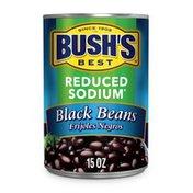 Bush's Best Reduced Sodium Black Beans