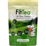 Fit Tea Detox, 14 Day