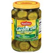 Nalley Garden Dill Chips Pickles