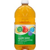 Food Club 100% Apple Juice