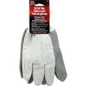 Hugo Boss Gloves, Dotted Palm, Large