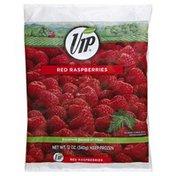 VIP Red Raspberries