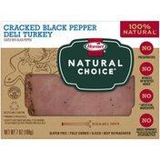 Hormel Cracked Black Pepper Deli Turkey