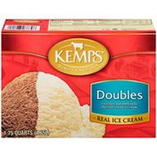 Kemps Doubles Real Ice Cream