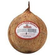 Melissa's Coconut, Quick Crack