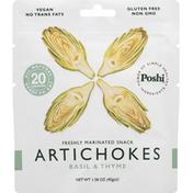 Poshi Artichokes, Basil & Thyme