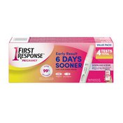 First Response Early Result Pregnancy Test, 4Ct Value Pack