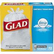 Glad Kitchen Trash Bags