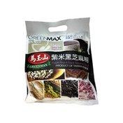 Greenmax Purple Rice Black Sesame Cereal