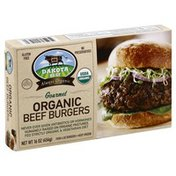 Dakota Beef Burgers, Beef, Organic, Gourmet