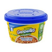 Gerber Graduates for Toddlers Lil' Meals Spaghetti Rings in Meat Sauce