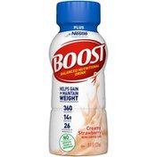 Boost PLUS Creamy Strawberry
