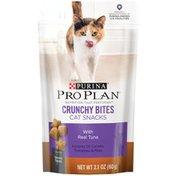 Purina Pro Plan Crunchy Bites With Real Tuna Adult Cat Treats