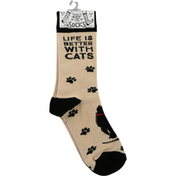 Primitives by Kathy Socks, with Cats, Lol
