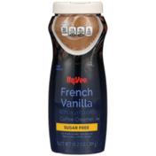 Hy-Vee French Vanilla Sugar Free Coffee Creamer