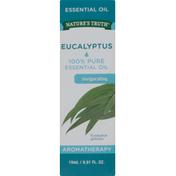 Nature's Truth Essential Oil, 100% Pure, Eucalyptus
