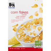 Food Lion Cereal, Corn Flakes