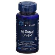 Life Extension Tri Sugar Shield, Vegetarian Capsules