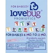 LoveBug Probiotics, Packets