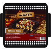 Mr Bar B Q Barbecue Topper
