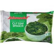 Schnucks Cut Leaf Spinach