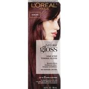 L'Oreal Toning Gloss, One Step, Auburn