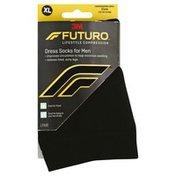 Futuro Socks, Dress, for Men, Extra Large