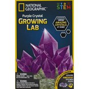 National Geographic Growing Lab, Purple Crystal
