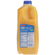 Hy-Vee 100% Calcium Fortified Orange Juice From Concentrate