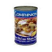 Companion San-Shi'am Shan-Shu Assorted Vegetables With Champignon