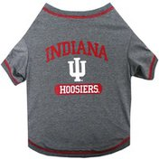 Pet First Indiana Hoosiers Small Pet T-Shirt