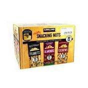 Kirkland Signature Variety Snacking Nut, 1.6 oz per bar