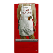 Royal Crest Chef Apron, Adjustable, One Size Fits All