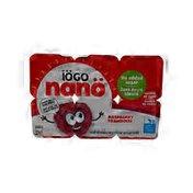 Iogo Nano Raspberry Yogurt